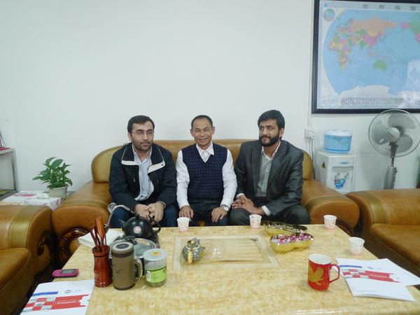 伊朗客户订购回流焊设备