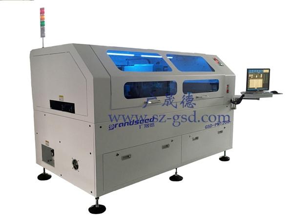 LED全自动锡膏印刷机
